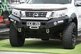 Rival ALLOY Bullbar Nissan